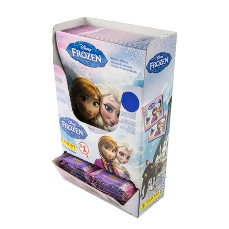 Panini Disney Frozen Sticker & Album Kit