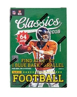2016 Panini Classics Football (Blaster Box)
