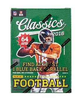 2016 Panini Classics Football (8-Pack Box)