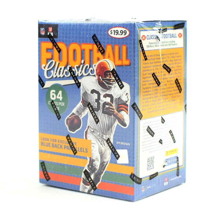 2017 Panini Classics Football (8-Pack Box)