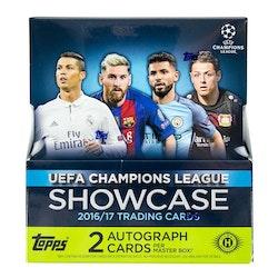 2016-17 Topps UEFA Champions League Showcase