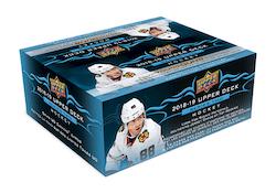 2018-19 Upper Deck Series 2 (Retail Box)