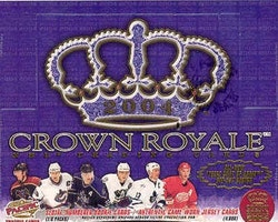 2003-04 Crown Royale (Hobby Box)