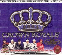 2003-04 Crown Royale (Hobby Box)