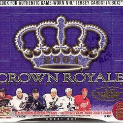 2003-04 Crown Royale