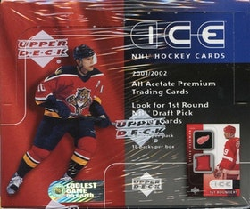 2001-02 Upper Deck Ice