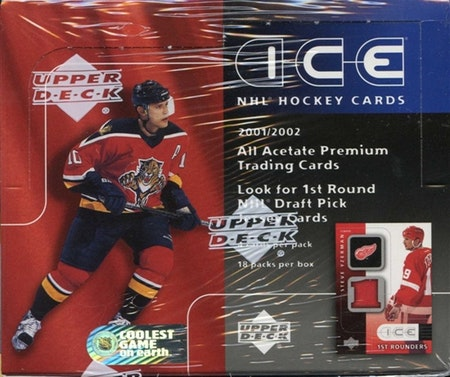 2001-02 Upper Deck Ice