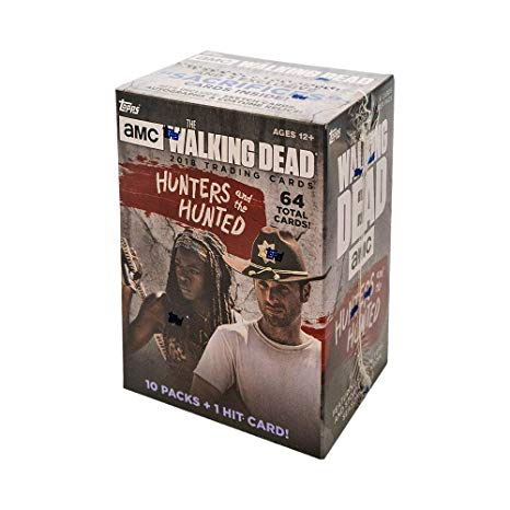 2018 Topps The Walking Dead: The Hunters and the Hunted (Blaster)