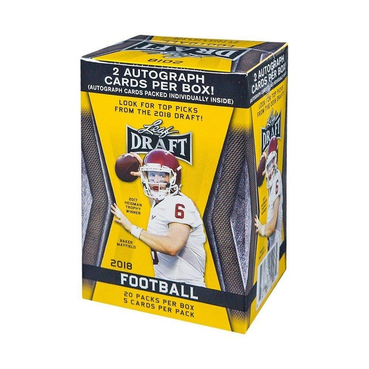 2018 Leaf Draft Football (Löspack)