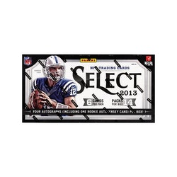 2013 Panini Select Football (Hobby Box)