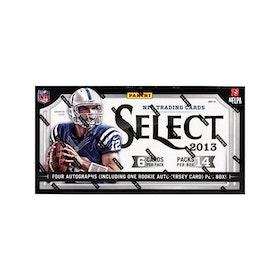 2013 Panini Select Football Hobby Box