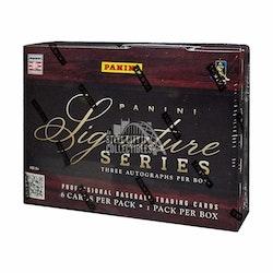 2012 Panini Signature Series Baseball (Hobby Box)