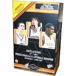 2005-2006 Press Pass Collectors Series Basketball