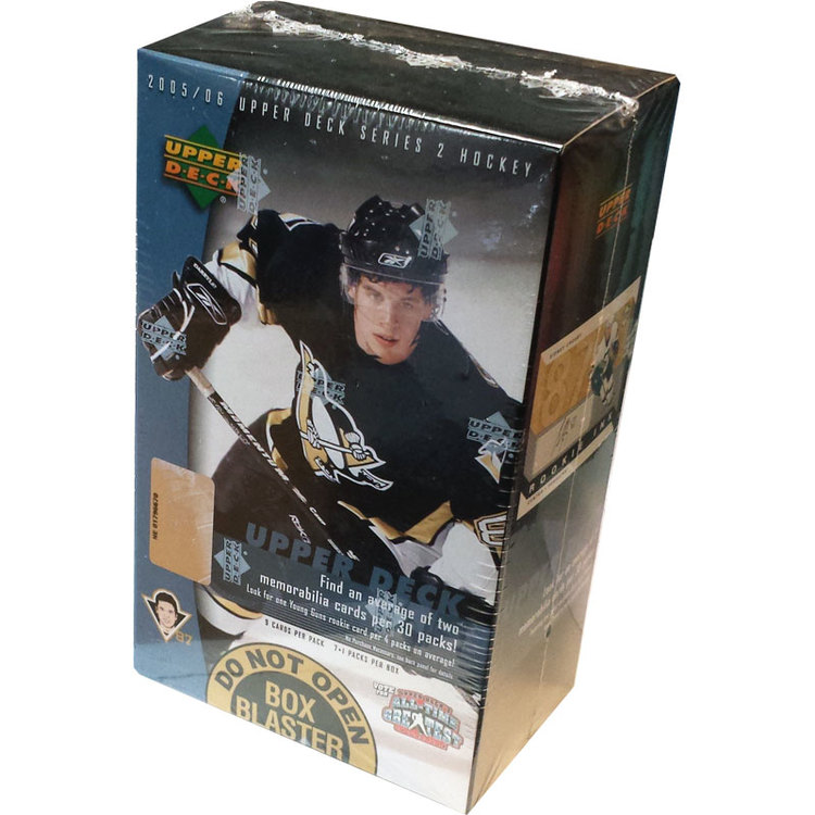 2005-06 Upper Deck Series 2 (Blaster)