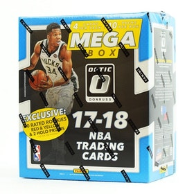 2017-18 Panini Donruss Optic Basketball (Mega Box)