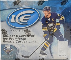 2018-19 Upper Deck Ice (Hobby Box)