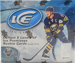 2018-19 Upper Deck Ice (Hobby Box)
