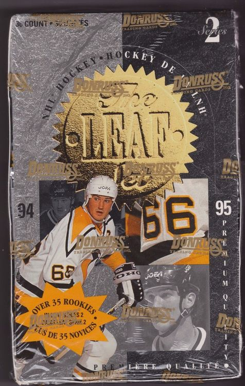 1994-95 Donruss LEAF