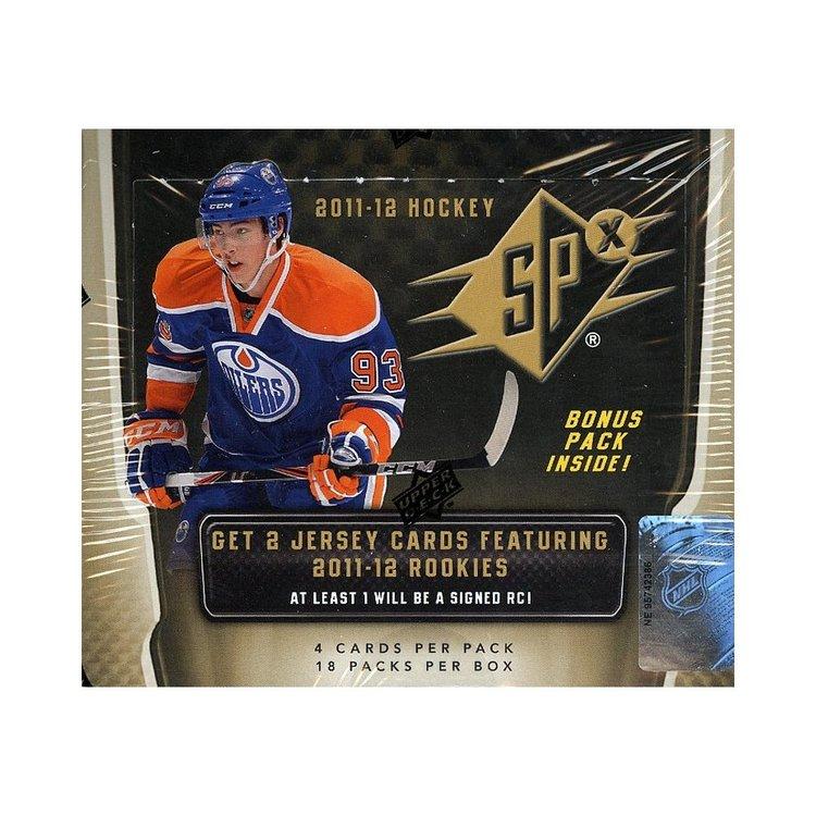 2011-12 SPx (Hobby Box)