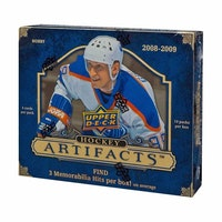 2008-09 Artifacts (Hobby Box)