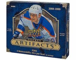 2008-09 Artifacts (Hobby Box)