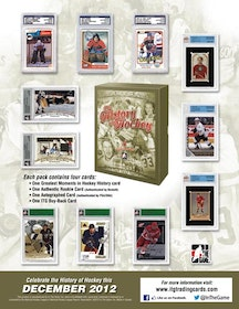 2012-13 ITG History of Hockey