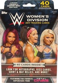 2017 Topps WWE Women's Division (Hanger Box)