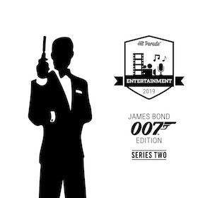 2019 Hit Parade James Bond 007 Edition (Series 2)
