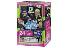 2017 Panini Donruss Optic Football (6-Pack Blaster Box)