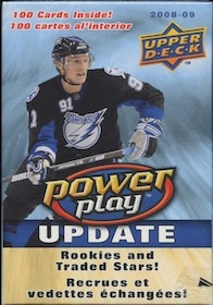 2008-09 Upper Deck Power Play (Update Hobby Set)