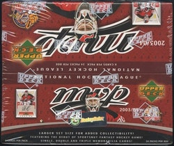 2003-04 Upper Deck MVP (24-Pack Box)