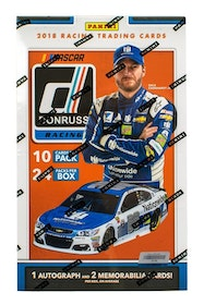 2018 Panini Donruss Racing (Hobby Box)