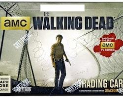 The Walking Dead: Season 4 (Part 2 Trading Cards Box)