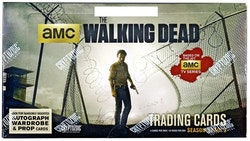 The Walking Dead: Season 4 (Part 2 Trading Cards Box)