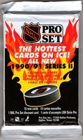 1990-91 Pro Set (Series 2) (Löspaket)