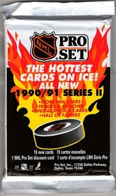1990-91 Pro Set (Series 2)
