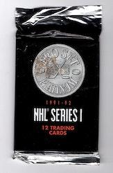 1991-92 Pro Set Platinum (Series 1)