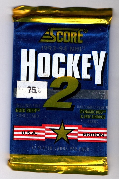 1993-94 Score (Series 2)