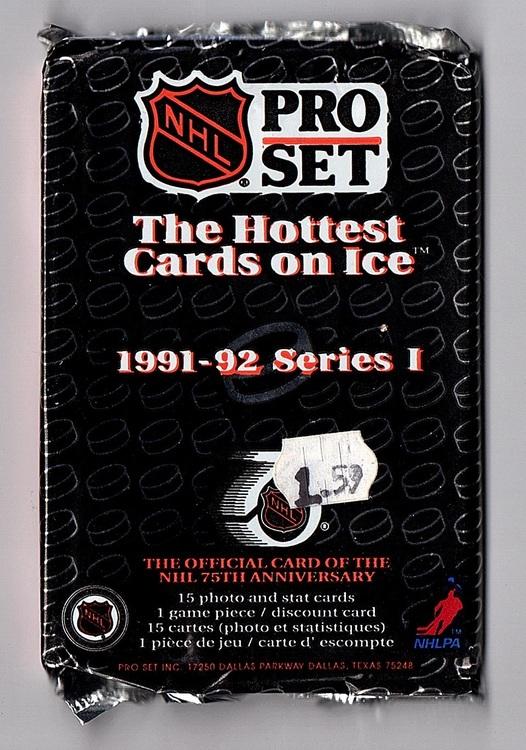 1991-92 Pro Set (Series 1)