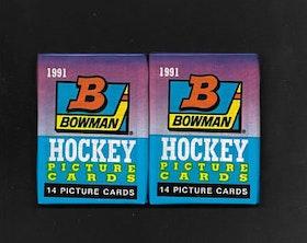 1990-91 Bowman