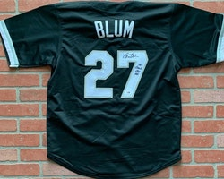 Geoff Blum - Chicago White Sox WORLD SERIES 2005 AUTOGRAF