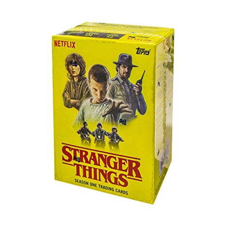 2018 Topps Stranger Things (Blaster Box)