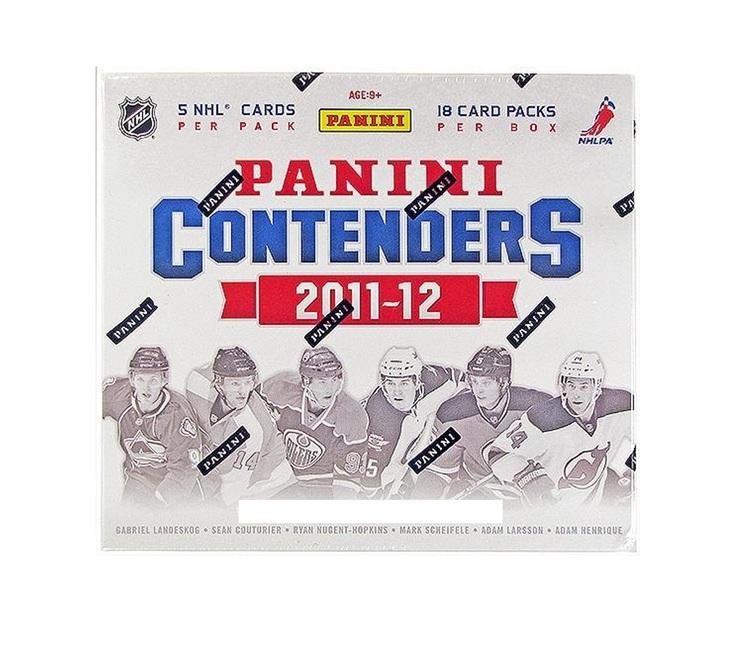 2011-12 Panini Contenders (Hobby Box)