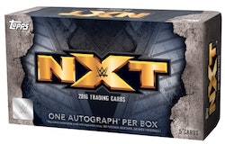 2016 Topps WWE NXT Mini Box