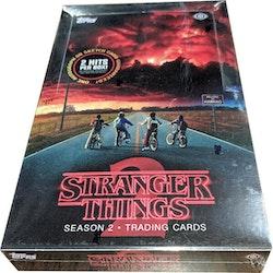 2019 Topps Stranger Things 2 (Hobby Box)