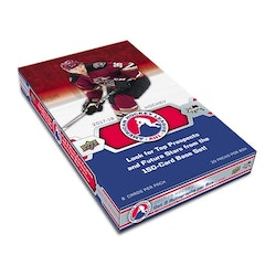 2017-18 Upper Deck AHL (Hobby Box)