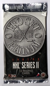 1991-92 Pro Set Platinum (Series 2)