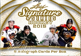 2015-16 Leaf Signature Series