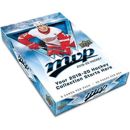 2019-20 Upper Deck MVP (Hobby Box)