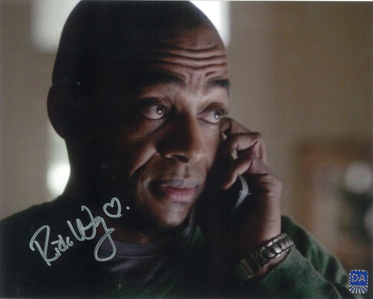 Rick Worthy Autographed 8x10 Supernatural Photo